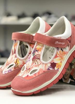 Легкие кроссовкидля девочки primigi (италия)