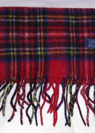 Шарф burberrys lachmere 100%cashmere кашемир 168*29
