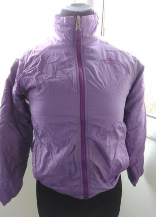 Куртка-підстібка на дівчинку 10-12 років.