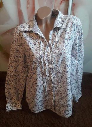 01ce88da102a0a6 Женские рубашки с принтом Tom Tailor 2019 - купить недорого вещи в ...