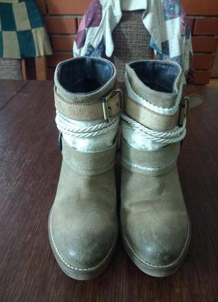 Сапоги, ботинки belman 36 р( 23, 5 см).