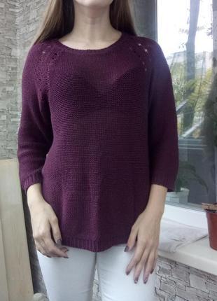 Легкая кофта свитер