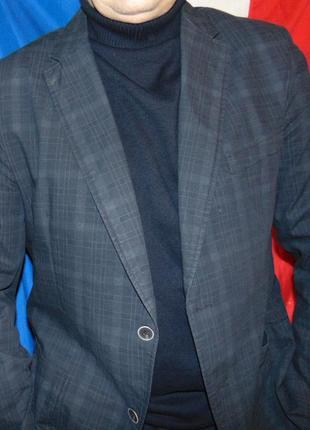 Стильний фирменний брендовий пиджак бренд bugatti.л -хл.