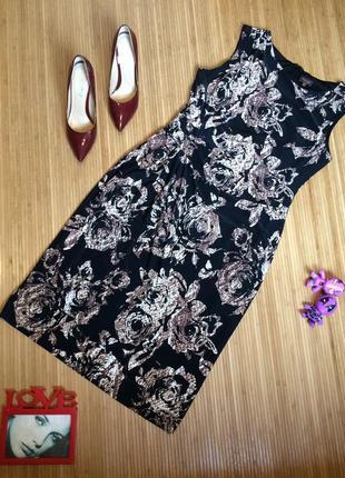 Стильное платье по фигуре, размер xxl