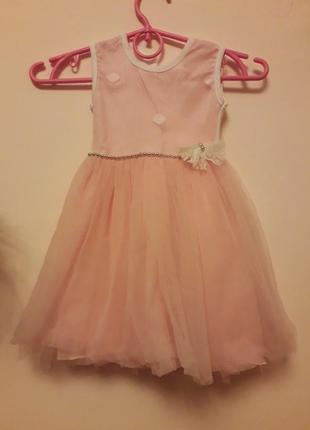 Платье шикарное на годик