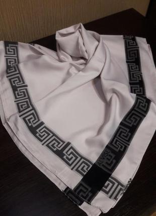 🎈шикарный турецкий платок атласный люкс