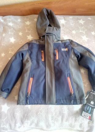Куртка 3 в 1 на 5 6 лет 8cc9fe84ad336
