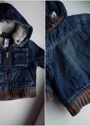 Куртка тепла на овчине