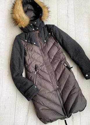 Пуховик натуральний, куртка lindeberg