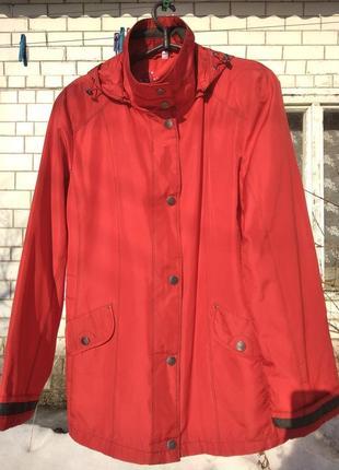 Женская куртка ветровка kingfild charles voegele