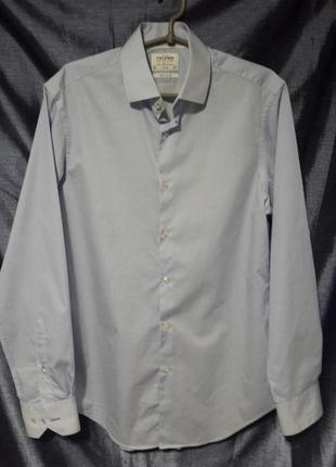 Мужская рубашка t.m.lewin1 фото