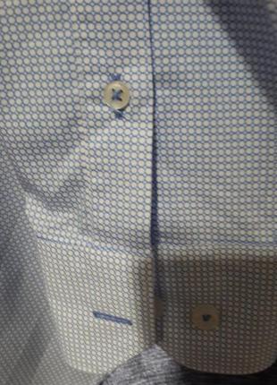 Мужская рубашка t.m.lewin4 фото