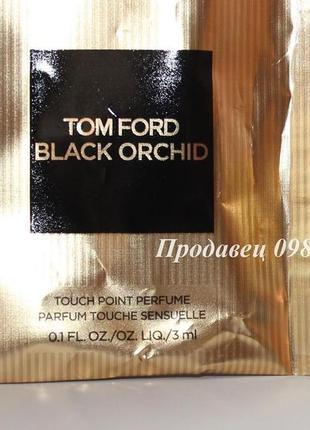 Фирменная миниатюра tom ford black orchid