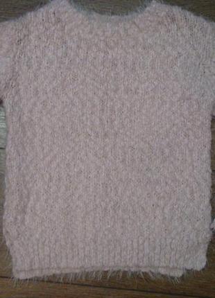 Красивый свитер травка  f&f 5-6 лет
