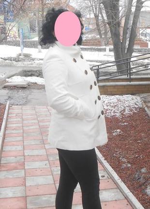 Стильное фирм. пальто, пиджак marks & spencer, р.12 наш 46, оригинал2 фото