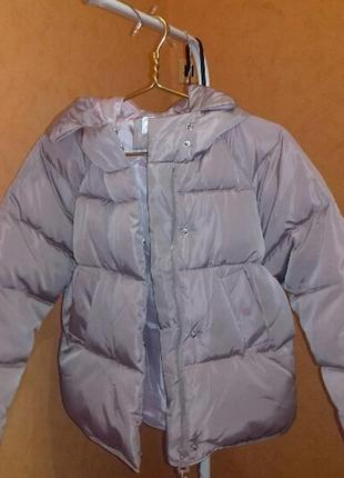 Новая короткая куртка на осень/весну демисезонная