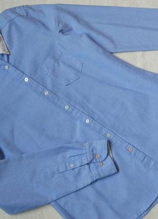 Big sale! новая шикарая рубашка блузка h&m р.8/38/рост 165 см