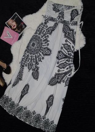 Длинное платье бюстье 10 размера