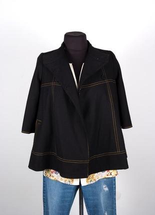 7c876ba0b42 Красивое весеннее пальто разлетайка для мамы   шерсть forever london