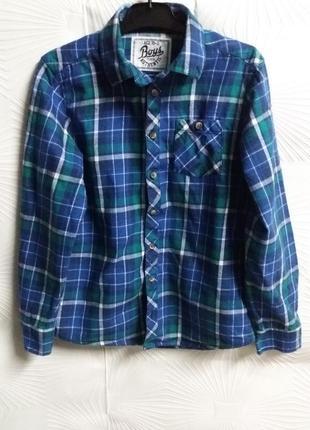 Фланелевая рубашка matalan