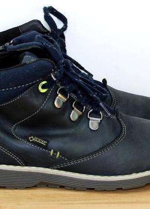 Деми ботинки кларкс