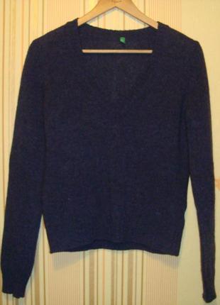 Шерстяной свитерок benetton