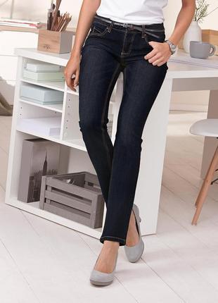 Классические синие джинсы 42 - 48/50