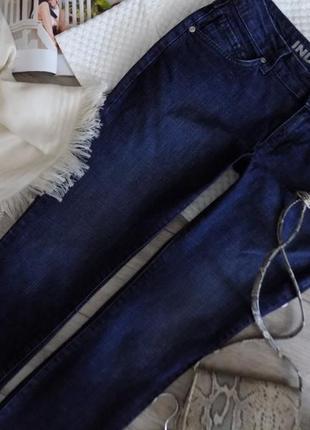 Укороченные джинсы, качество