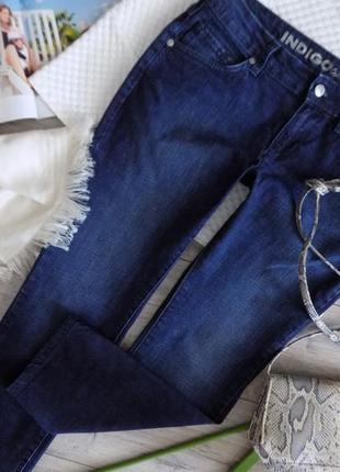 Обнова! весна - 2019!классные укороченные джинсы