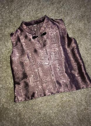 Шелковая блуза 👚