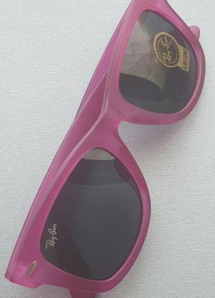 Прозрачные очки wayfarer. бесплатная доставка