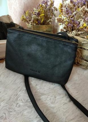 Классная и практичная сумка органайзер темно шоколадного цвета