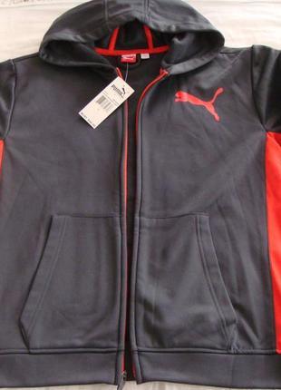 Спортивная куртка puma на 13-14 лет из сша