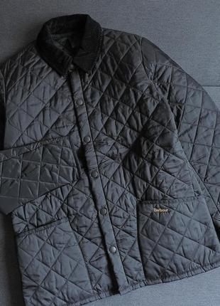 Куртка barbour liddesdale