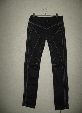 Черные брюки брендовой турецкой фирмы speedway