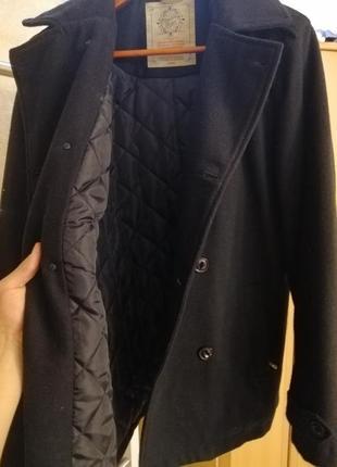 [60%off] пальто от junker basic/оriginal - size m