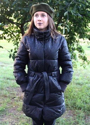 Зимнее пальто пуховик ostin