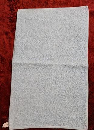Махровое полотенце-салфетка