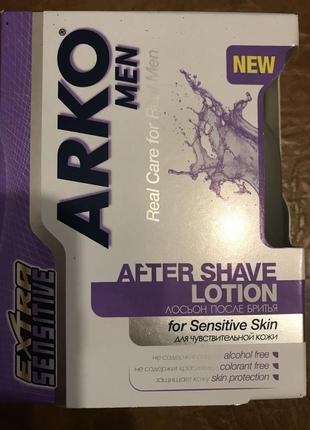 Лосьон после бритья arko 100 ml