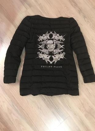 Женская куртка philipp plein