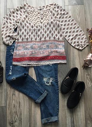 Легкая блуза/рубашка peacocks