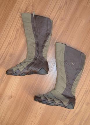 Сапоги, чоботи puma