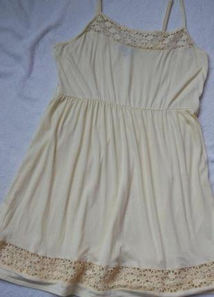 Big sale! новый нежный сарафан платье atmosphere р.12/44/l