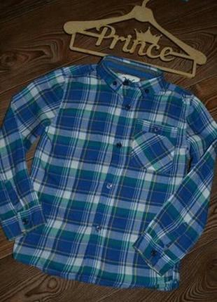 Рубашка стиляге rebel 6-7л сост идеал