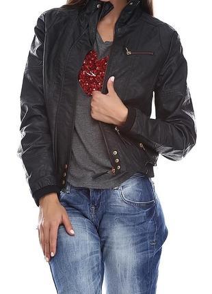Новая куртка бомбер от bershka