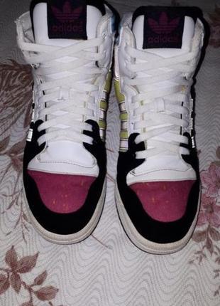... Adidas кроссовки хайтопы красовки ботинки черевики адідас хайтопи4 ... c6e97e050c317