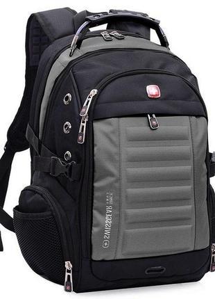 Рюкзак женский swissgear для ноутбука туристический спортивный, городской, мультимедийный