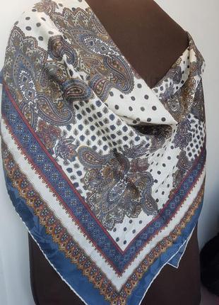 Платок шарф шаль