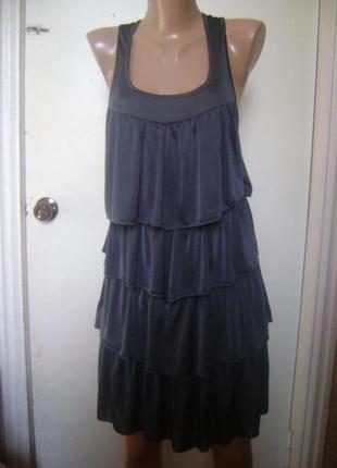 Модное платье от only,10размер