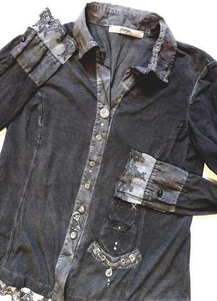 Рубашка от люксового бренда bottega